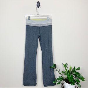 Lululemon • Groove Yoga Pants in Heather Grey